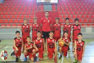 Baloncesto Montemar Alicante - Alevin 2005 2015 2016