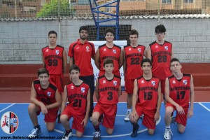 Baloncesto Montemar Alicante - Cadete C 2015 2016