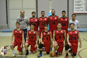 Senior A - Baloncesto C.A.Montemar Alicante 2015 2016 - LLuis Dalmau