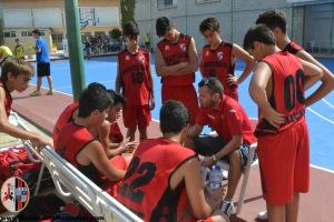 Baloncesto Montemar Alicante Cadete 2015 2016
