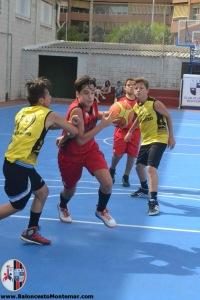 Baloncesto Montemar Alicante Cadete 2015 2016_2