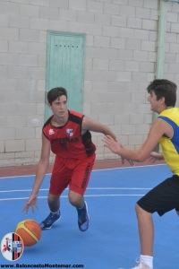 Baloncesto Montemar Alicante Cadete 2015 2016_3