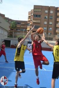Baloncesto Montemar Alicante Cadete 2015 2016_8