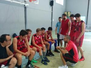 Junior a Baloncesto Montemar Alicante 2015 2016 _ B