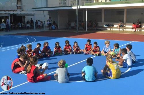 Baloncesto C.A.Montemar Alicante 2015 2016 2