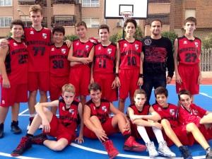 Baloncesto C.A.Montemar Alicante Infantil A 2015 2016