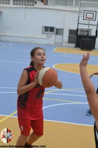 Baloncesto Montemar Alicante 2015 2016 B