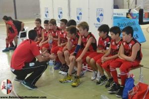 Baloncesto Montemar Alicante Alevin 2005 2015 2016 _6