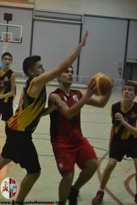 Baloncesto Montemar Alicante - Cadete A - 2015 2016 123