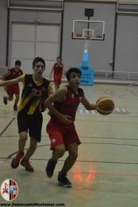 Baloncesto Montemar Alicante - Cadete A - 2015 2016 13