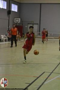 Baloncesto Montemar Alicante - Cadete A - 2015 2016 2