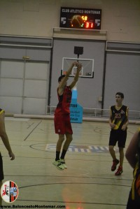 Baloncesto Montemar Alicante - Cadete A - 2015 2016 30