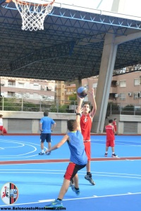 Baloncesto Montemar Alicante Cadete B 2015 2016
