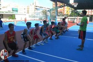 Baloncesto Montemar Alicante Infantil A 2015 2016