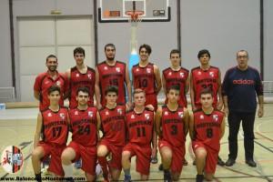 Baloncesto Montemar Alicante Junior A - 2015 2016