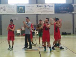 Baloncesto Montemar Alicante Senior B 2015 2016