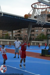 Baloncesto Montemar Alicante - Tecnificación 2015 2016