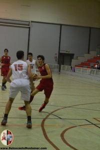 Junior A Baloncesto Montemar Alicante 2015 2016 13