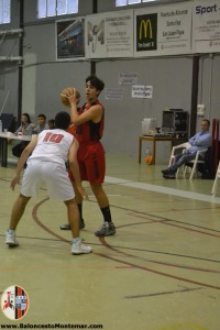 Junior A Baloncesto Montemar Alicante 2015 2016 C