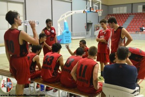 Junior A Baloncesto Montemar Alicante 2015 2016 E