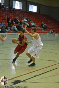 Junior A Baloncesto Montemar Alicante 2015 2016