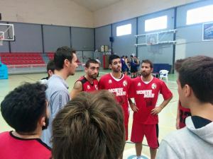 Senior B - Baloncesto Montemar Alicante 2015 2016