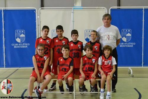 Benjamin - Balonceto C.A.Montemar 2015 2016 - Presentacion