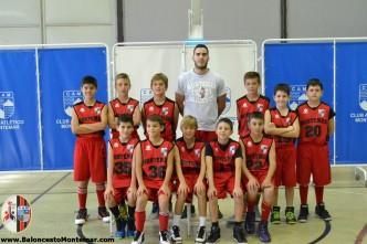 03.Alevin A 2005 - Balonceto C.A.Montemar 2015 2016 - Presentacion