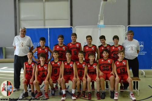 Alevin B 2004 - Balonceto C.A.Montemar 2015 2016 - Presentacion
