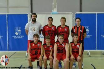 05.Infantil C - Balonceto C.A.Montemar 2015 2016 - Presentacion