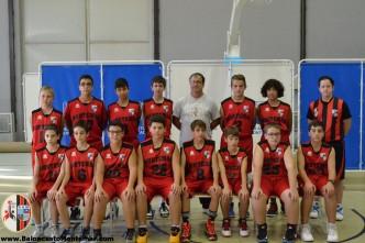 06.Infantil B - Balonceto C.A.Montemar 2015 2016 - Presentacion