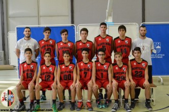 08.Cadete San Blas - Balonceto C.A.Montemar 2015 2016 - Presentacion