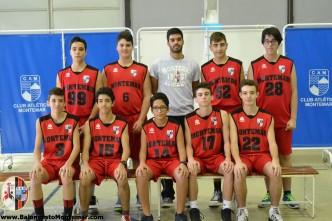 09.Cadete C - Balonceto C.A.Montemar 2015 2016 - Presentacion