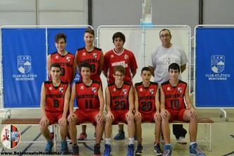 10.Cadete B - Balonceto C.A.Montemar 2015 2016 - Presentacion