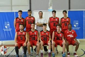 12.Junior B - Balonceto C.A.Montemar 2015 2016 - Presentacion