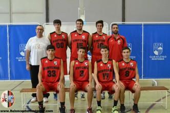 13.Junior A - Balonceto C.A.Montemar 2015 2016 - Presentacion