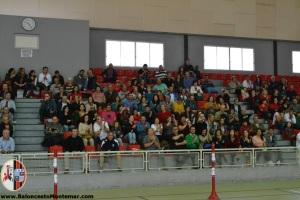 Baloncesto C.A.Montemar Alicante 3-