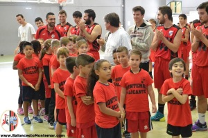 Baloncesto Montemar Alicante 2015 2016 Baby