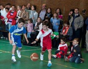 Baloncesto Montemar Alicante - Escuela de Padres