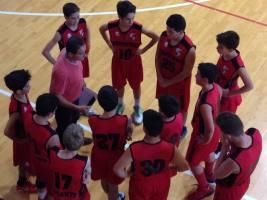 Infantil A - Baloncesto C.A.Montemar Alicante 2015 2016