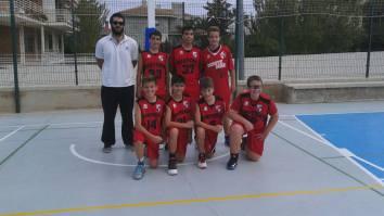 Infantil C - Baloncesto Montemar Alicante Temporada 2015 2016