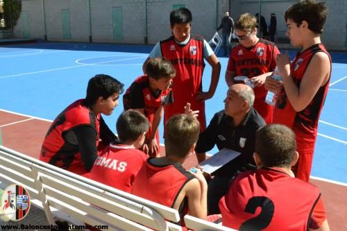 Infantil C - C.A.Montemar Alicante Baloncesto