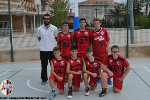 Infantil C - C.A.Montemar Alicante Temporada 2015 2016