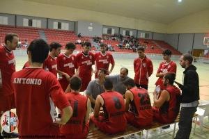 Senior A - Baloncesto C.A.Montemar Alicante