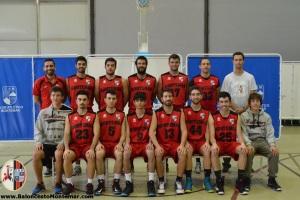 Senior B - Balonceto C.A.Montemar 2015 2016