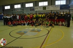 Baloncesto C.A.Montemar VII TORNEO CADETE CIUDAD DE ALICANTE