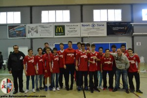 Baloncesto Montemar Alicante - VII Torneo Cadete - CA MONTEMAR