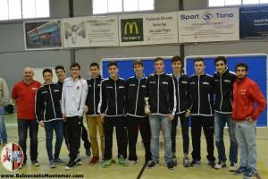 Baloncesto Montemar Alicante - VII Torneo Cadete - CB Lhorta Godella