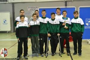 Baloncesto Montemar Alicante - VII Torneo Cadete - CP LARODA