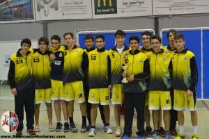 Baloncesto Montemar Alicante - VII Torneo Cadete - REAL CANOE